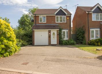 Thumbnail 3 bedroom detached house for sale in Digswell Rise, Welwyn Garden City