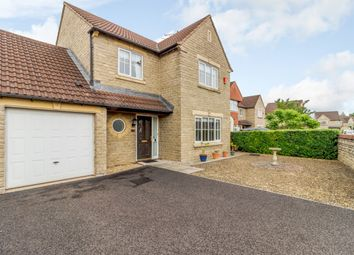 Thumbnail 4 bed detached house for sale in Saxon Way, Cheddar, Somerset