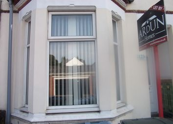 Thumbnail 4 bedroom terraced house to rent in Hugh Road, Coventry