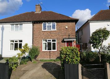 Thumbnail 3 bed semi-detached house for sale in Douglas Road, Kingston Upon Thames, Surrey