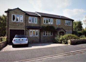 Thumbnail 5 bed detached house for sale in Rockwood Drive, Skipton
