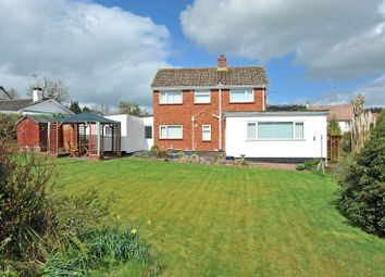 Thumbnail 3 bed detached house for sale in School Road, Silverton, Exeter, Devon