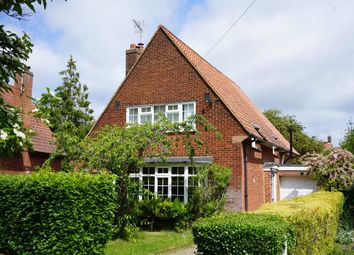 Thumbnail 4 bed detached house for sale in Lytton Gardens, Welwyn Garden City