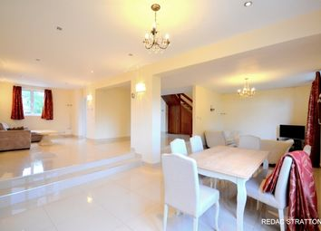 Thumbnail 4 bed detached house to rent in Laurel Way, Woodside Park, London