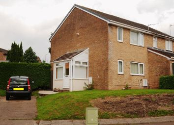 Thumbnail 2 bed semi-detached house for sale in Green Park, Talbot Green, Pontyclun
