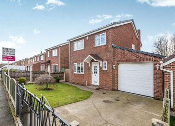 Thumbnail 4 bed detached house for sale in Pagnell Avenue, Thurnscoe, Rotherham