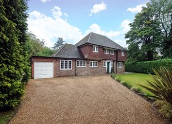 Thumbnail 4 bed detached house for sale in Pinner Hill, Pinner, Middlesex