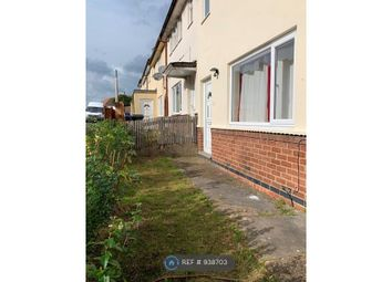 Thumbnail 2 bed end terrace house to rent in Hastings Road, Northampton