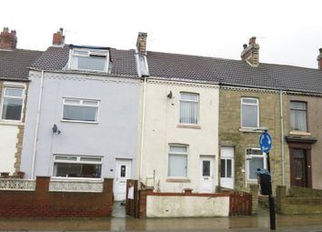 Thumbnail 2 bedroom terraced house for sale in Station Lane, Station Town, Wingate