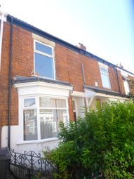 Thumbnail 2 bed terraced house to rent in Brooklyn Terrace, Worthing Street, Hull