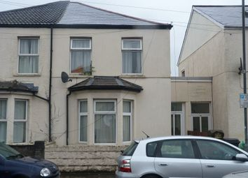 Thumbnail 4 bed property to rent in Wyeverne Road, Cathays, Cardiff