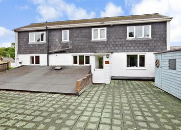 Thumbnail 4 bed maisonette for sale in Carisbrooke High Street, Carisbrooke, Newport, Isle Of Wight