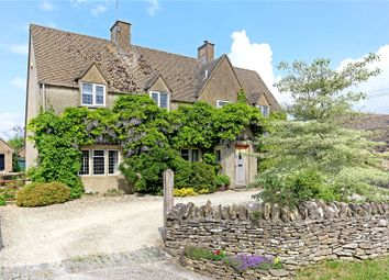 Thumbnail 4 bed detached house for sale in Front Street, Nympsfield, Stonehouse, Gloucestershire