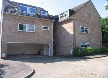 Thumbnail 2 bed flat to rent in Bourne Close, Ware