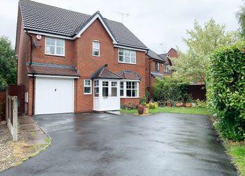 4 bed detached house for sale in Sedgebourne Way, Great Park, Birmingham B31