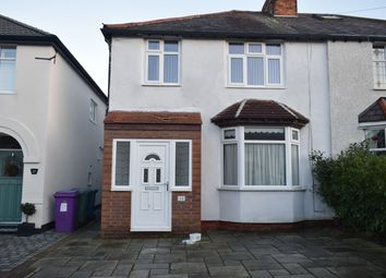 Thumbnail 3 bed semi-detached house to rent in Towers Road, Liverpool