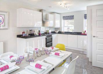 "Thumbnail 3 bed semi-detached house for sale in ""Eskdale"" at Burniston Close, Melksham"