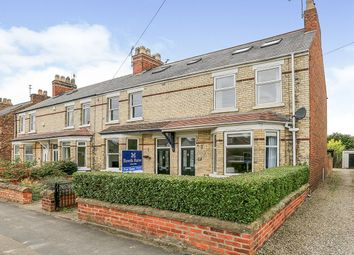 Thumbnail 3 bedroom end terrace house for sale in York Road, Haxby, York