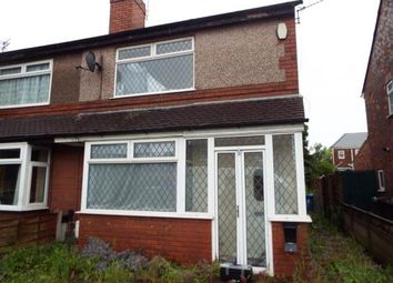 Thumbnail 3 bed semi-detached house for sale in May Avenue, Leigh, Greater Manchester