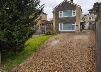 Thumbnail 3 bed detached house for sale in Lakeside Road, Ash Vale