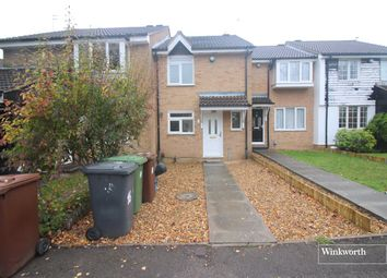 Thumbnail 3 bed terraced house for sale in Cygnet Close, Borehamwood, Hertfordshire