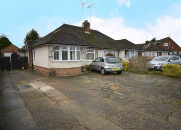 Thumbnail 4 bed semi-detached bungalow for sale in Laburnum Grove, Luton, Beds