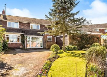 Thumbnail 4 bed detached house for sale in Hillside Close, Fulford, Stoke-On-Trent