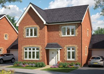 "Thumbnail 4 bed detached house for sale in ""The Aspen"" at The Paddocks, Lower Road, Stalbridge, Sturminster Newton"