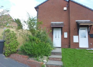 Thumbnail 1 bed end terrace house to rent in Cambrian Close, Bursledon, Southampton