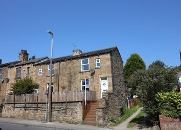 Thumbnail 4 bed end terrace house for sale in Leeds Road, Birstall, Batley