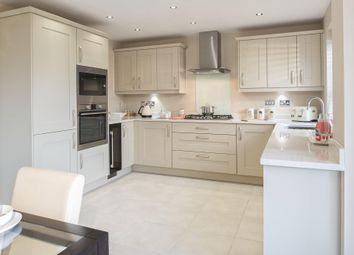 "Thumbnail 4 bedroom detached house for sale in ""Kennington"" at Gilhespy Way, Westbury"