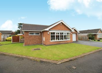 Thumbnail 3 bed detached bungalow for sale in The Priors, Lowdham, Nottingham
