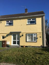 Thumbnail 2 bed end terrace house to rent in Walton Crescent, Plymouth, Devon