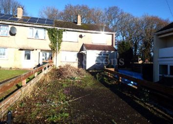 Thumbnail 3 bed end terrace house for sale in Howe Circle, Ringland, Newport.