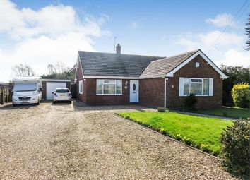 Thumbnail 2 bed detached bungalow for sale in Wykes Lane, Donington, Spalding, Lincolnshire