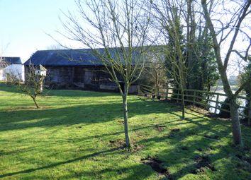 Thumbnail 5 bed barn conversion for sale in School Lane, Bolnhurst