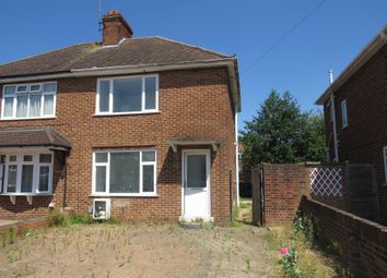 Thumbnail 2 bed semi-detached house for sale in Shearley Close, Bedford