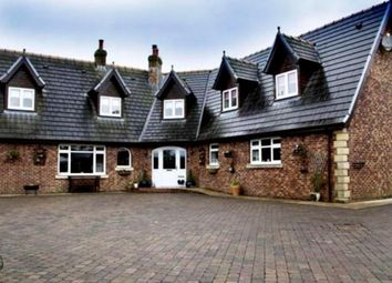 Thumbnail 4 bed detached house to rent in The Meadows, Notwen, Kirkpatrick Fleming