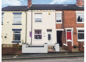 3 bed terraced house for sale in Chester Road, Audley, Stoke-On-Trent ST7