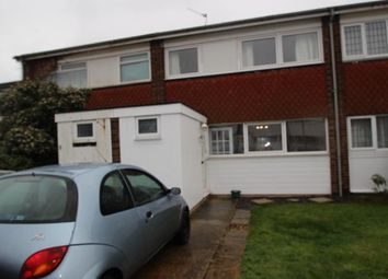 Thumbnail 3 bed terraced house to rent in Kingswood Close, Crofton, Orpington, Kent