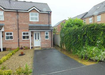 Thumbnail 2 bed end terrace house for sale in Lamplighters Walk, Trowbridge, Wiltshire