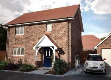 Thumbnail 3 bed detached house for sale in Hunts Pond Road, Titchfield Common, Hampshire