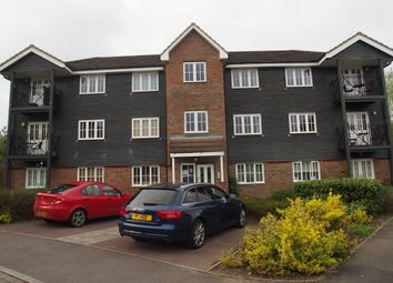 Thumbnail 2 bed flat for sale in Worldham House, Twyford Close, Fleet, Hampshire