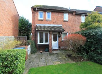 Thumbnail 1 bedroom end terrace house to rent in Jasmine Gardens, Hatfield