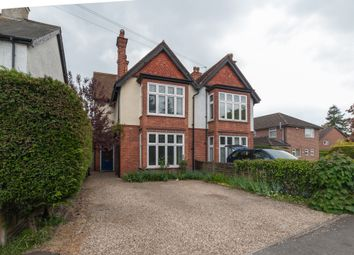 Thumbnail 4 bedroom semi-detached house for sale in St. Johns Road, Newbury