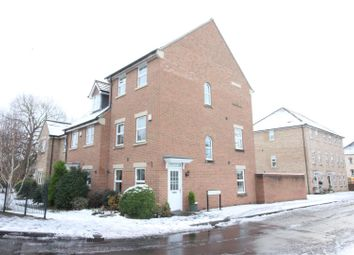 Thumbnail 4 bed end terrace house for sale in Estella Close, Swindon