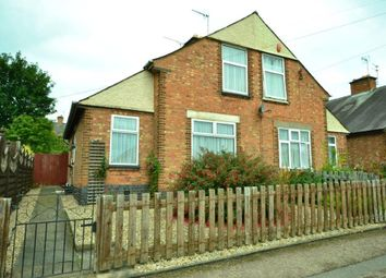 Thumbnail 2 bedroom semi-detached house for sale in Great Arler Road, Knighton Fields, Leicester