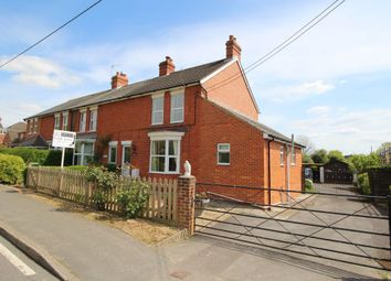 Thumbnail 3 bedroom terraced house for sale in New Road, Swanmore