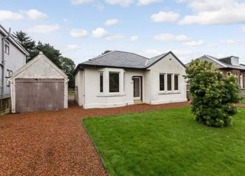 Thumbnail 2 bed bungalow for sale in Greenock Road, Paisley, Renfrewshire