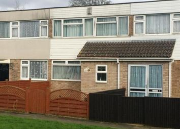 Thumbnail 3 bed terraced house for sale in Meriland Court, Bletchley, Milton Keynes
